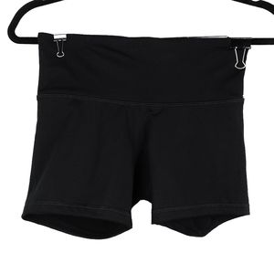 CHAMPION Duo Dry Black Everyday Tight Shorts XS